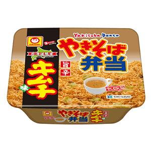 マルちゃん やきそば弁当 キムチ 12個入東洋水産 北海道限定販売 お土産 焼そば弁当 インスタント ご当地 常