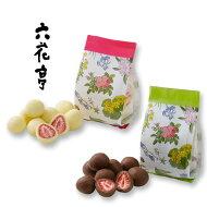 六花亭甘酸っぱさがおいしいストロベリーチョコセット