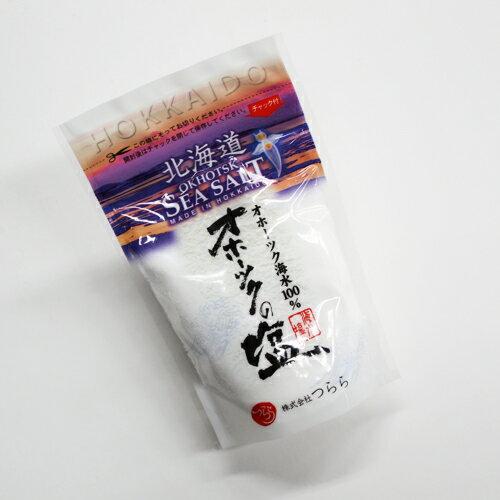 オホーツクの塩 100g【常】北海道お土産