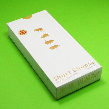 ショートチーズ18本入【素焼き道東ナチュラルチーズ】