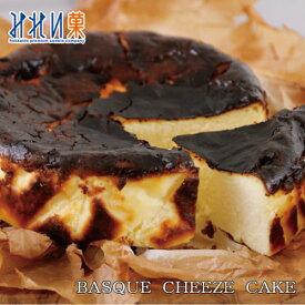 みれい菓 バスクチーズケーキ 4号サイズお取り寄せスイーツ 北海道お土産