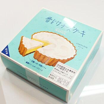 母の日プレゼントふらの雪どけチーズケーキ北海道限定【凍】