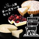 送料無料 北海道 おすすめ チーズケーキ セットふらの雪どけ ノースファーム ベイクドレアチーズケーキ アルル 5種のベリー贅・・・