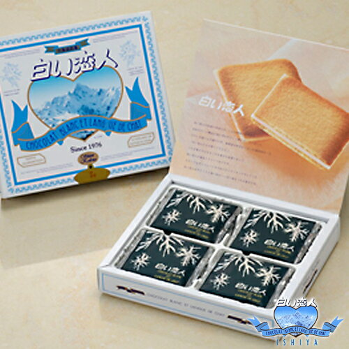 石屋製菓 白い恋人 12枚入北海道 ホワイトチョコレート ラングドシャ 物産展で人気