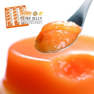 Holly Yubari メロンピュア jelly 15 pieces