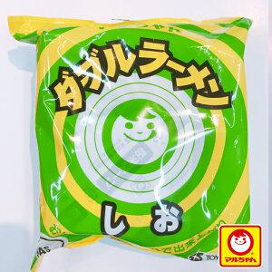 【送料込】マルちゃん ダブルラーメン しお味 15個入り 1ケース北海道お土産