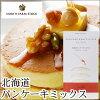 北海道薄煎饼混合物200g
