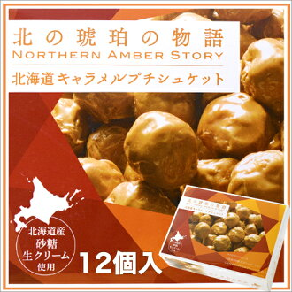NORTHERN AMBER STORY with story Hokkaido キャラメルプチシュケット 12 of the north amber