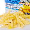 Hokkaido Okhotsk salt potatoes 18 g × 3 bags