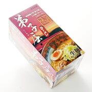 北海道4大ラーメン醤油2食、塩、味噌各1食