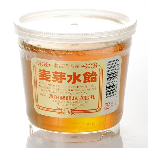 【割引送料込】北海道名産 麦芽水飴 600グラム×8個計4.8キロ【永田製飴】【料理やお菓子に まとめ買い】
