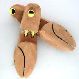 木製 シューキーパー ツリー 型崩れ防止 美しい木目 乾燥 型崩れ 外反母趾 サイズ スニーカー 格安 即納