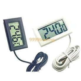 デジタルサーモメーター 水温計 温度計 簡単設置 熱帯魚 適温 鯉 即納 格安