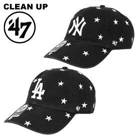 47 キャップ ヤンキース ドジャース クリーンナップ Confetti '47 CLEAN UP メンズ レディース 帽子 '47bland フォーティーセブン・ブランド