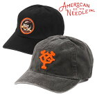 アメリカンニードル読売ジャイアンツキャップメンズ帽子AMERICANNEEDLE野球ビンテージおしゃれ6パネルカーブブリム