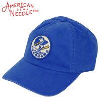アメリカンニードル横浜大洋ホエールズキャップメンズ帽子AMERICANNEEDLE野球ビンテージおしゃれ6パネルカーブブリム