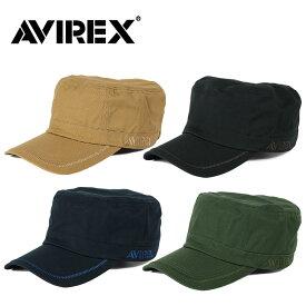 アビレックス ワークキャップ 帽子 メンズ AVIREX MEN'S WORKCAP アヴィレックス 大きいサイズ ビッグサイズ キャップ キングサイズ xl ミリタリーキャップ 人気 ブランド