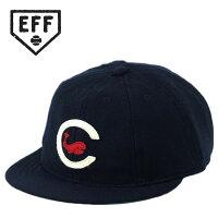 EbbetsFieldFlannelsエベッツフィールドフランネルズキャップChicagoWhalesメンズ帽子野球帽ビンテージレトロ