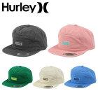 ハーレージェットキャップHURLEYOCTANEHATキャンプキャップ5パネルキャップメンズ帽子サーフブランドサーフィンロゴ
