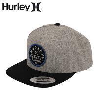 ハーレーキャップ帽子メンズHurleyUNIONHATMen'sスナップバックサーフブランド