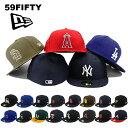 SALE!ニューエラ キャップ 59FIFTY NEW ERA MEN'S オーセンティック 公式モデル ヤンキース ドジャース エンゼルス パドレス メジャーリーグ キャップ LA NY ベースボールキャップ メンズ レッドソックス ホワイトソックス カブス 大きいサイズ 帽子 NEWERA