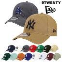 ニューエラ キャップ ヤンキース ドジャース メンズ レディース 帽子 NewEra 9TWENTY CAP MLB ベージュ ホワイト カー…
