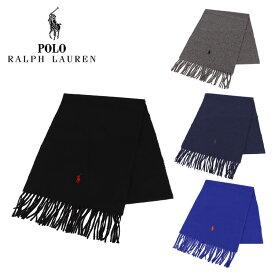 ポロ・ラルフローレン マフラー RECYCLED WOOL PONY LOGO メンズ レディース ラルフ Polo Ralph Lauren 人気 ブランド おしゃれ