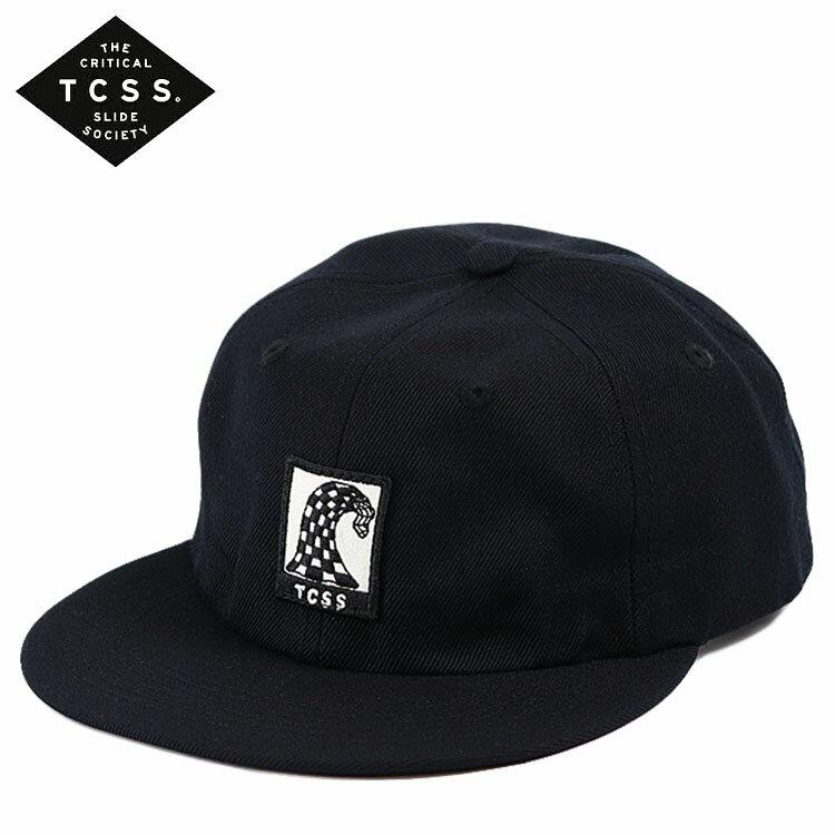 TCSS キャップ スナップバック NEUE WAVE CAP 帽子 メンズ レディース ユニセックス ロゴ T.C.S.S. ティーシーエスエス サーフブランド