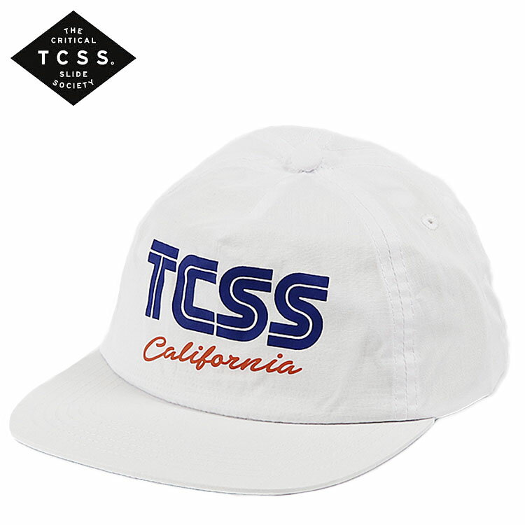 TCSS キャップ スナップバック SEGA CAP 帽子 メンズ レディース ユニセックス ロゴ T.C.S.S. ティーシーエスエス サーフブランド