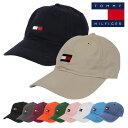 トミーヒルフィガー キャップ メンズ レディース 帽子 TOMMY HILFIGER ARDIN CAP ブランド ロゴ 人気