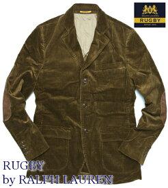 【送料無料】RUGBY by RALPH LAUREN ラグビーラルフローレン【正規品】【メンズ】コーデュロイ ジャケット/Brown【あす楽対応】