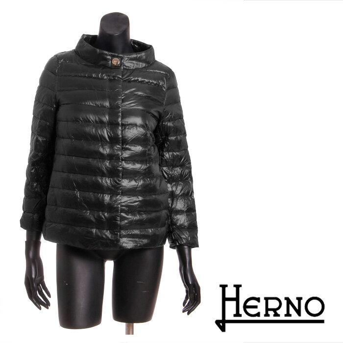 【送料無料】【HERNO】ヘルノ/ダウンジャケット/超軽量/シンプルな無地/高級感のあるデザイン/防寒バッチリ/PI0607D/12017[4134b]【4800円以上送料無料】