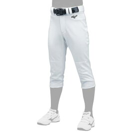 ミズノ GACHIユニフォームパンツ レギュラータイプ ヒザ2重 ジュニア 少年用野球練習着 Mizuno 12JD9F80-01