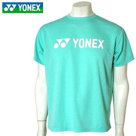 ヨネックス ユニセックスドライTシャツ ペパーミント YONEX 16462Y-190