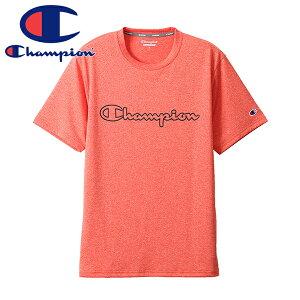 チャンピオン C VAPOR Tシャツ 20SS スポーツ サンセットレッド Champion C3-PS320-94S