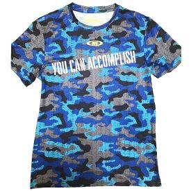 アクティブーム 取扱店舗限定 完全受注販売 T.N.G. Tシャツ ロイヤルブルー Active M AMJ-TSS-RB