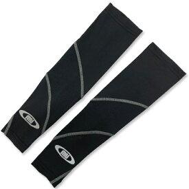 アクティブーム 限定販売 数量限定 アームスリーブ スポーツスリーブ 両腕用 ブラック Active M AMJ-A-BLK