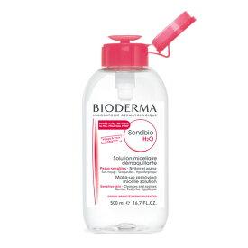 【数量限定】 BIODERMA ビオデルマ サンシビオ H2O D エイチツーオーD プッシュポンプ 500ml