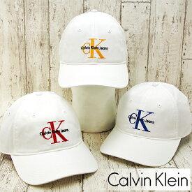 Calvin Klein Jeans CK カルバンクライン ジーンズ キャップ ベースボールキャップ ローキャップ 全3色 ユニセックス 41HH911