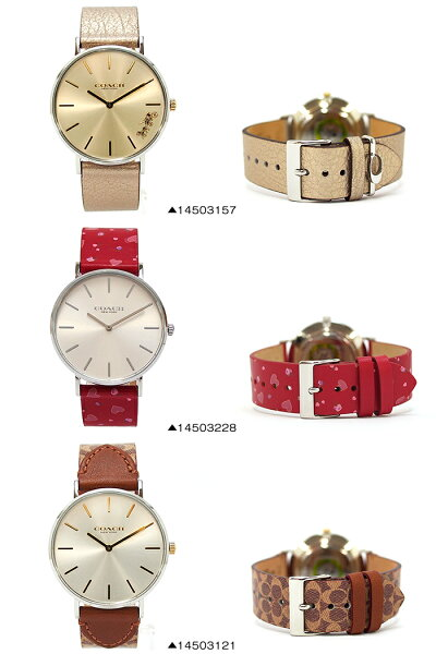COACHコーチ腕時計PERRY36mm全12デザインレディース腕時計コーチ時計レディース