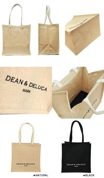 DEAN&DELUCAディーン&デルーカナパバレー限定キャンバストートバッグMサイズ全2色エコトート101740101743