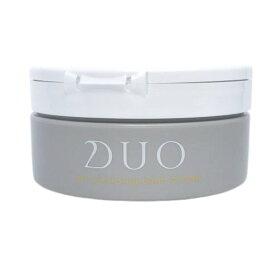 DUO(デュオ) デュオ ザ クレンジングバーム クリア 90g 毛穴ケア ※今なら「アルコール除菌ウェットティッシュ80枚入り」プレゼント中!