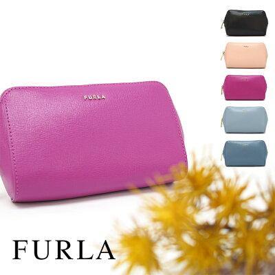 FURLAフルラコスメティックケースELECTRAMCOSMETIC全5色化粧ポーチフルラポーチ