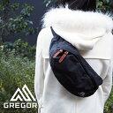 GREGORY グレゴリー ウエストバッグ ボディバッグ ヒップバッグ TAILRUNNER BLACK/ブラック グレゴリー バッグ