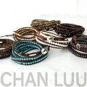 CHAN LUU チャンルー Wrap Bracelet ラップ ブレスレット BS1289 I 全8デザイン レディース 5ラップブレス 5ラップ/5連