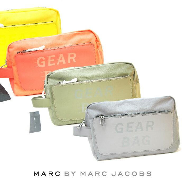 MARC BY MARC JACOBS マークバイマークジェイコブス バッグ セカンドバッグ ポーチ 全4色 GEAR BAG デイパック