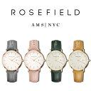 ROSEFIELD ローズフィールド 腕時計 ユニセックス THE SEPTEMBER ISSUE 33mm 全4色 rosefield 腕時計