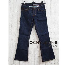 DKNY JEANS ディーケーエヌワイ ジーンズ レディース ブーツカットデニム バギー デニムパンツ ジーンズ BOOTCUT 全5デザイン