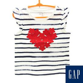 baby GAP ベビーギャップ ボーダーカットソー ホワイト 95cm 2歳 100cm 3歳 子供服 子供用 キッズ ジュニア