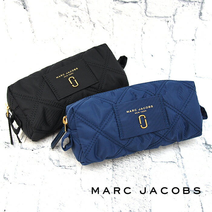 MARC JACOBS マークジェイコブス コスメポーチ 全2色 M0012159 NARROW COSMETIC 化粧ポーチ コスメポーチ